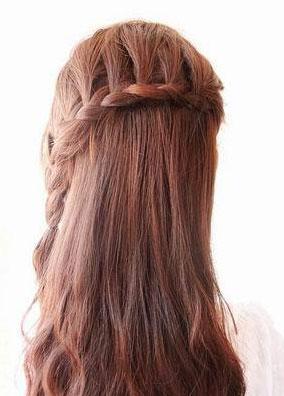 今夏最编发流行发型2018时尚流行元素发型图片