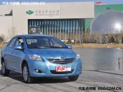 2011款 丰田威驰天窗版-新威驰2011款天窗版 现优惠现金1.5万元高清图片