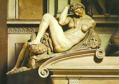 米开朗琪罗雕塑首次授权落户中国