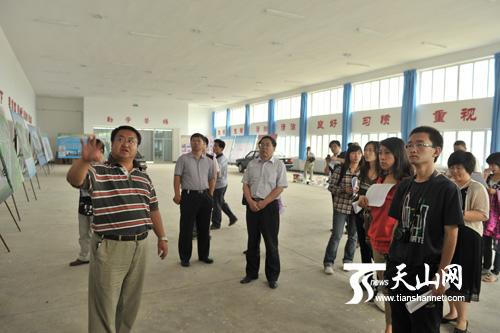 职业技术学校促霍城县农牧民增收
