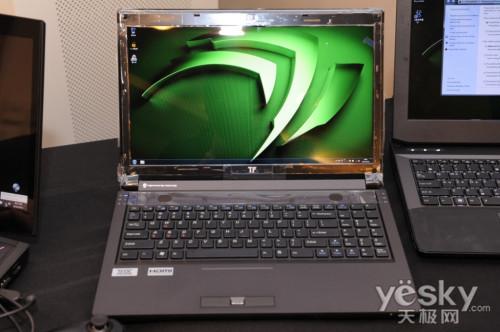 移动平台旗舰 NVIDIA发布GTX500M移动显卡