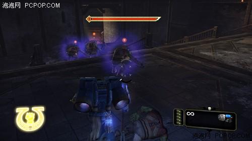配备雷神之锤后,跳跃技还有晕眩效果
