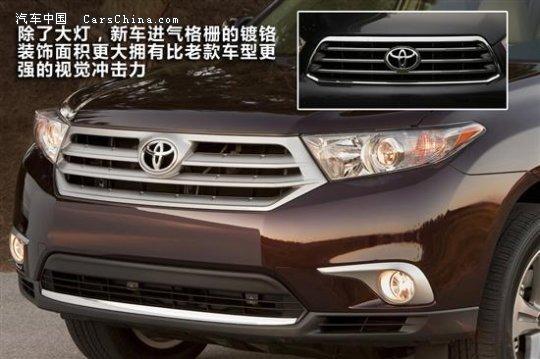 北京汉兰达九月火热优惠促销中全系优惠两万