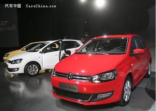 经凑钢炮销量排名第一 上海大众polo上市-汽车频道
