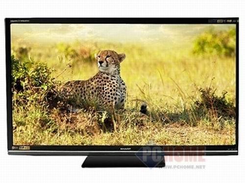 电视机屏幕贴图风景