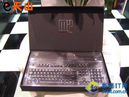 LXCEU-2茶轴机械键盘开箱-Cherry G80 3000机械键盘 手感始终如一