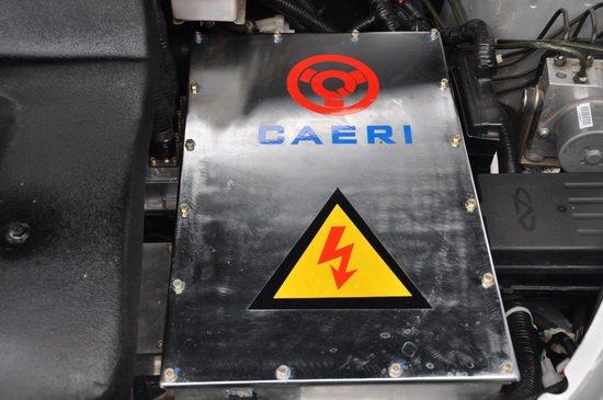 中汽院和fev联合开发的増程电动车产品介绍