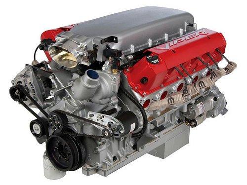 克莱斯勒打造8.4升v10改装车专用发动机