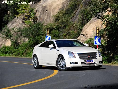 2011款凯迪拉克cts让8万元 新款可预订高清图片