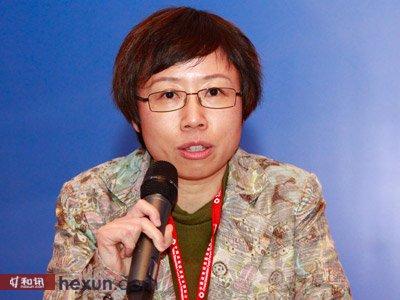 易方达基金管理公司总经理 刘晓艳