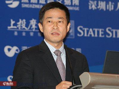 深圳证券信息有限公司常务副总经理 付德伟
