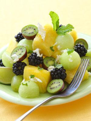 水果加蔬菜維持體重