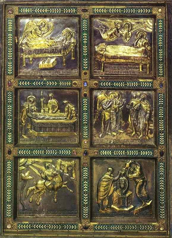 (多图)罕见的欧洲中世纪文物