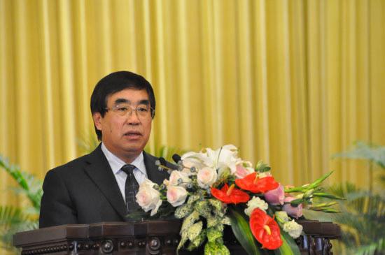 副院长、中国科技馆发展基金会理事长谢克昌-