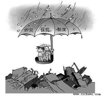 巨灾保险制度