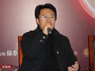 中咨东方资本管理有限公司执行总经理 崔树霖