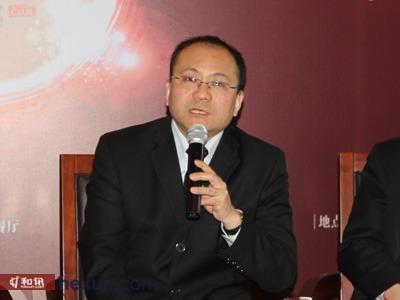 中期研究院院长 王红英