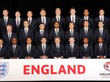 英格兰代表队离开赫福德