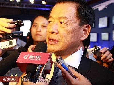 广发银行行长利明献接受和讯网现场视频访谈