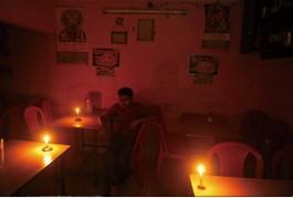 印度大停电