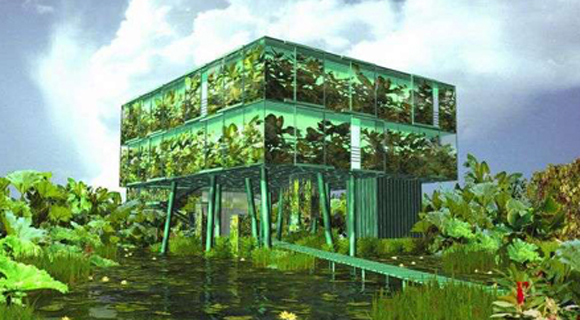 绿色建筑大有可为