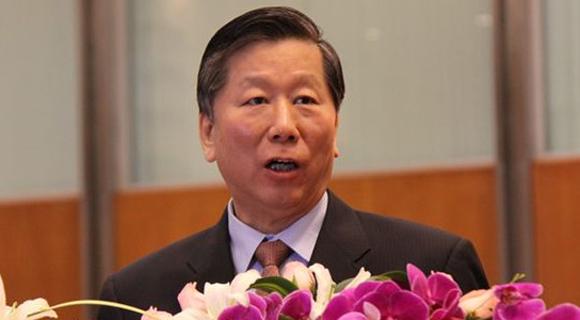 银监会副主席驳斥尚福林双规传言 称是胆大人乱说