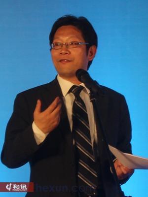 腾讯公益慈善基金会执行秘书长窦瑞刚