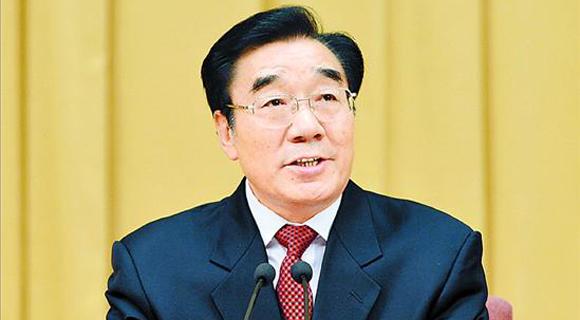 张庆黎当选全国政协委员会秘书长