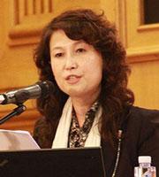 数字中国常务理事李颖
