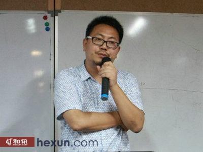 中国量化投资学会秘书长、悍马定理创始人冯正平