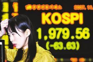 印尼货币股市暴跌 新兴市场又一次陷入恐慌
