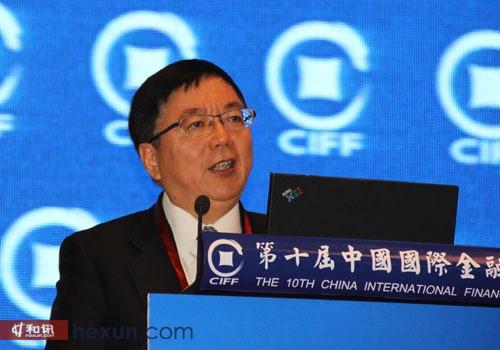 中央汇金投资有限公司副董事长李剑阁