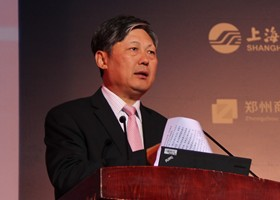 深圳市人民政府副秘书长盛斌致辞