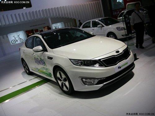 东风悦达起亚K5-2012款悦达起亚K5最高现金优惠4.2万元