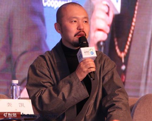 集和品牌中国创始合伙人龚凯