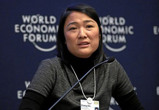 达沃斯主持人指房地产是中国最腐败行业