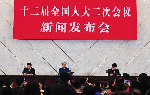 傅莹:李克强13日将与中外记者见面