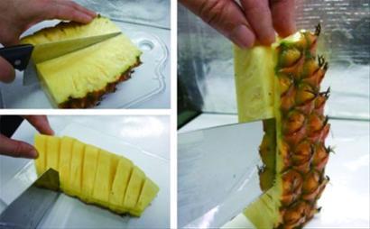 简笔画菠萝步骤图解