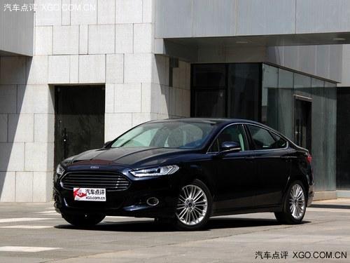 2013款新蒙迪欧22.28万元起 少量现车 高清图片