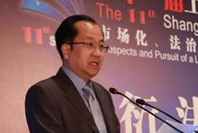 上海期货交易所总经理 刘能元