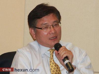 法国巴黎银行有限公司董事总经理兼首席经济学家陈兴动