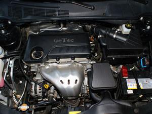 吉利帝豪全系车配件-帝豪EC8细节-吉利EC8全系优惠1.6万元 厦门现车充足高清图片