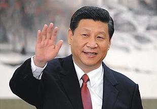 习近平提出新丝路目标:年贸易额2.5万亿美元