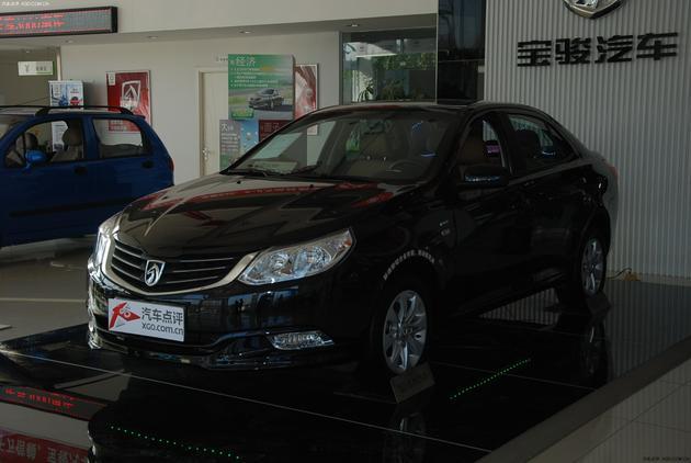 上海通用五菱宝骏630现车销售暂无优惠图片