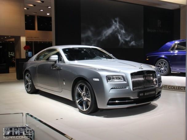 劳斯莱斯汽车全球及亚洲首发两款高级定制车型