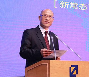 郑州商品交易所理事长张凡