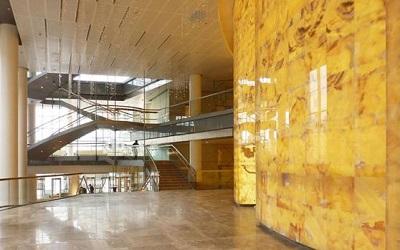 室内设计中国行 凌云玉石解读玉石装修新概念