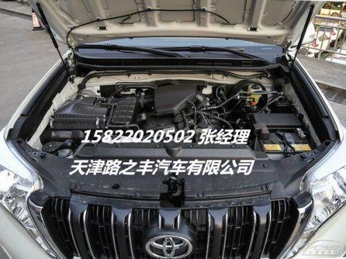 售33万起 详细解析中东版普拉多2700车身内部结构图高清图片