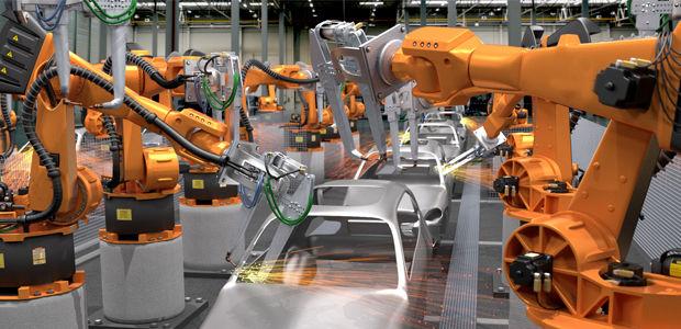 工业机器人:中国创造如何弯道超车?