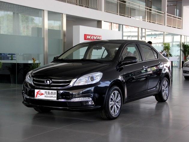 长城C30提供试乘试驾 购车优惠0.7万高清图片